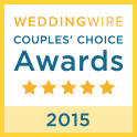 2015 Wedding Wire Couples Choice Awars Awards - Romantic Planet Vacations