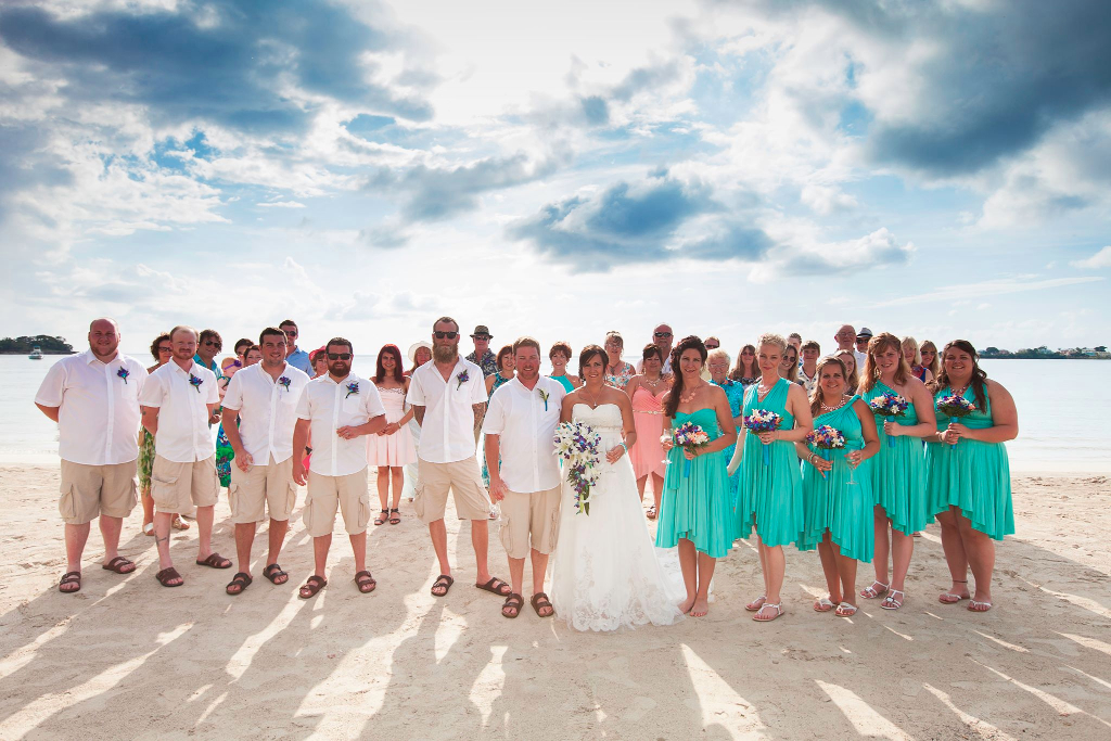 Why A Destination Wedding