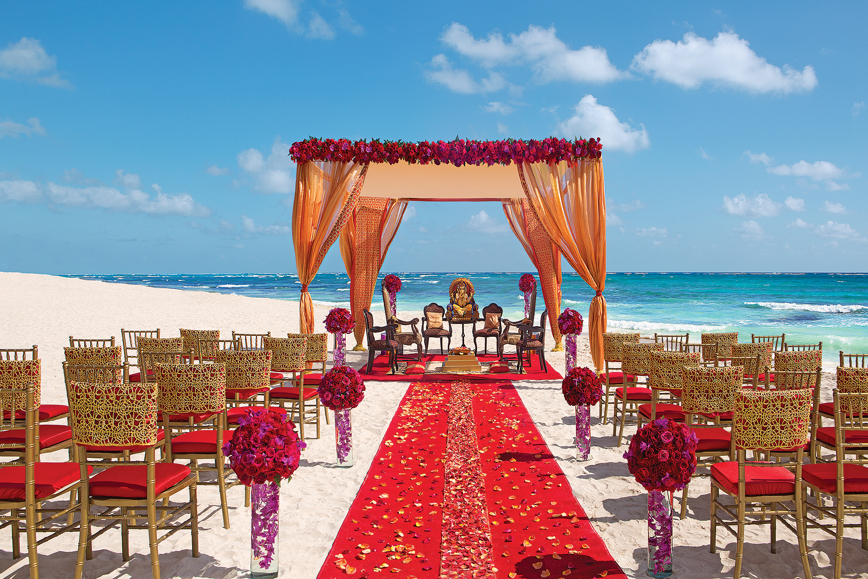 South asian destination wedding specialists destination weddings dreams tulum shaadi destination wedding junglespirit Images