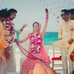 Hard Rock South Asian Destination Wedding