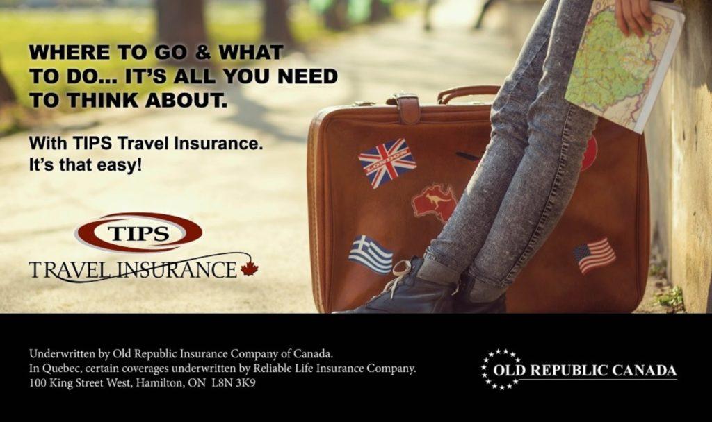 Tips Travel Insurance